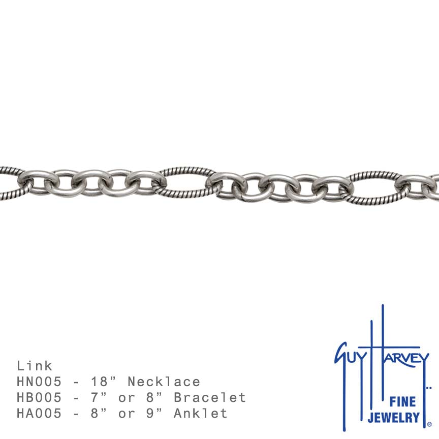 Long and Short Link Chain