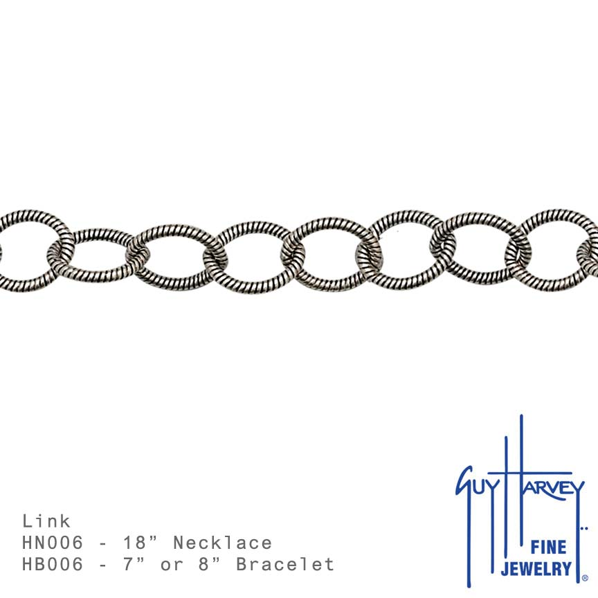 Oval Link Toggle Chain