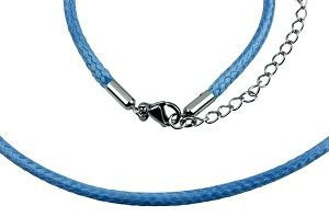 Polycord Necklace in Your Choice of Colors